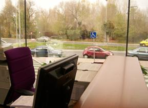Fotografía de las oficinas de lagunak