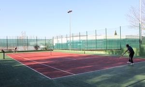 Instalación - Pistas de Tenis