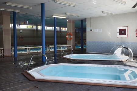 Instalación - Hidroterapia gunea