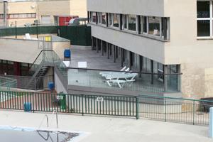 Instalación - Solarium-terraza